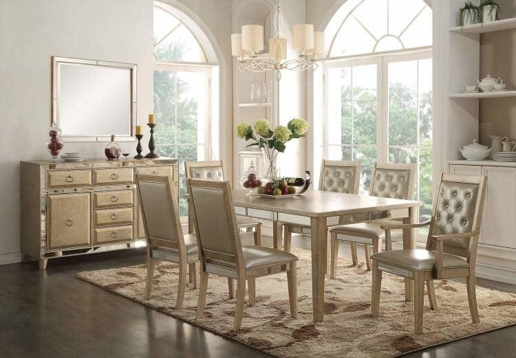 Image 1 : ODINS ROUND MARBLE TOP DINING TABLE WITH 4 PULASKI ROYAL CHERRY DINING  CHAIRS
