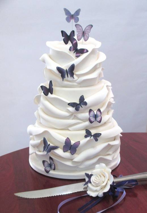 Butterfly Birthday Cake Decorating Ideas New 33 Best Cakes for Girls  Images On Pinterest