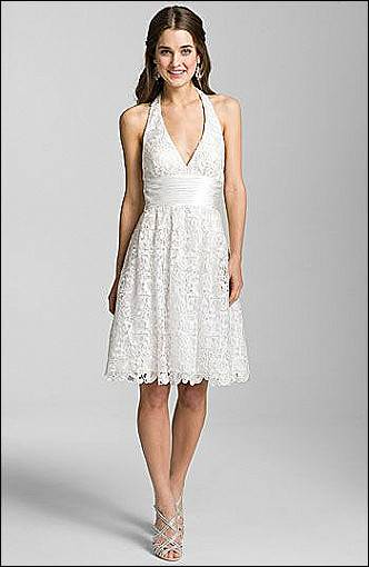 Discount Sweetheart Short Casual Beach Lace Wedding Dress 2017 New A Line  Bridal Gowns Custom Size Handmade Appliques Best Selling Fashion Romantic  Simple