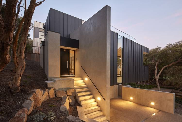 Full Size of Architecture Beach House Designs Australia Design Modern Is  One For The Books Times