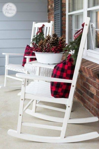 Rocking chairs might just