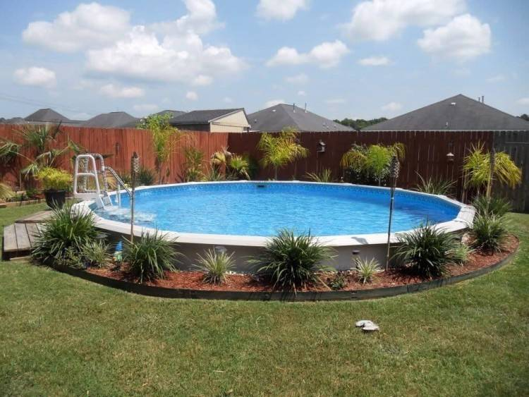 Medium Size of Beautiful Above Ground Pool Designs Pics Of Landscaping  Pictures Best Pools Images On