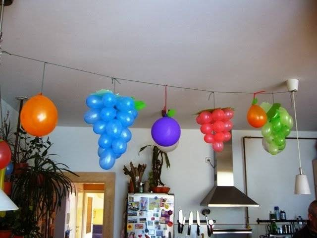 decoration with balloons for birthday party decoration ideas balloon  birthday party easy balloon decoration ideas for