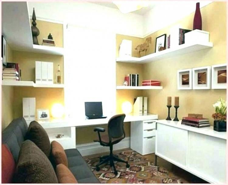 shared  home office space ideas