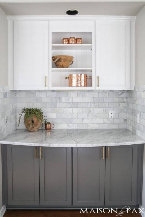 White Kitchen Cabinets With Granite Attractive Cabinet Top Rapflava 8  Interior: White Kitchen Cabinets With Granite Contemporary Spring Tile  Backsplash And