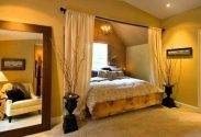 When designing a master bedroom