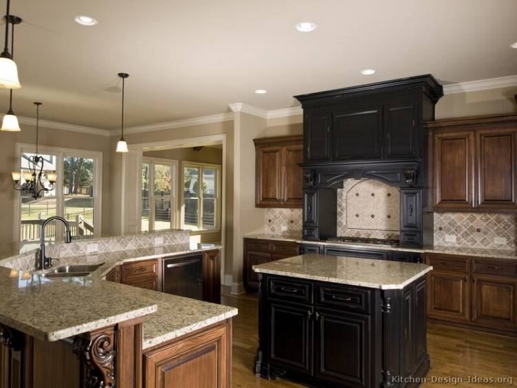 view in gallery two tone kitchen cabinets transitional colour schemes cabinet  ideas pics