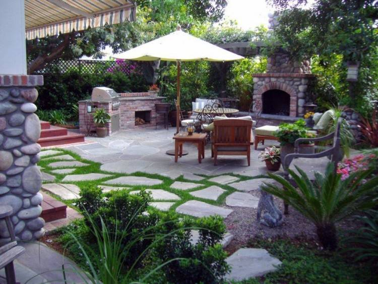 Full Size of Decorating Outdoor Kitchen Ideas Plans Built In Gas Grill Ideas  Outdoor Kitchen Bbq