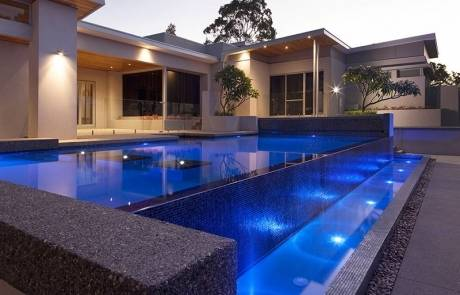 Infinity Edge Pools; Stirling by Urban Oasis