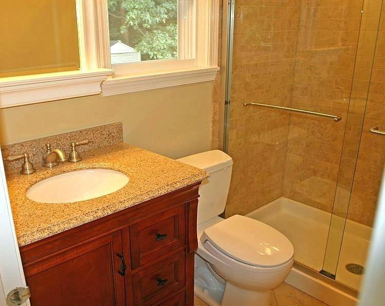 No matter the size, remodeling a small bathroom is a big project