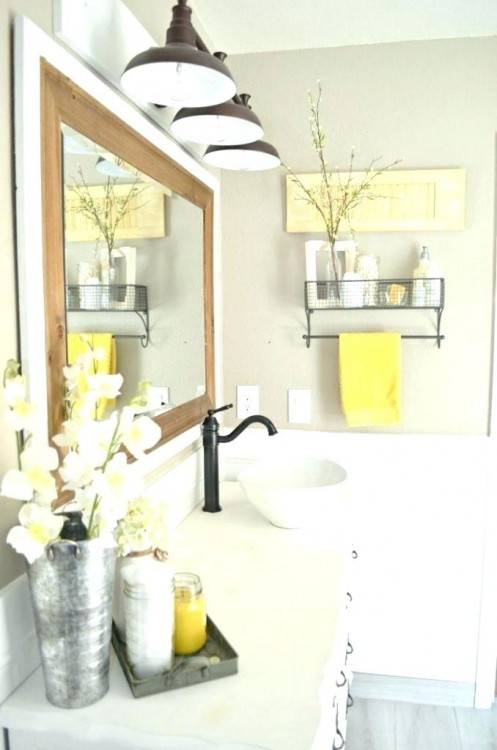 yellow bathroom decor yellow and gray bathroom decor yellow bathroom  decorating ideas bathroom decorating accessories and