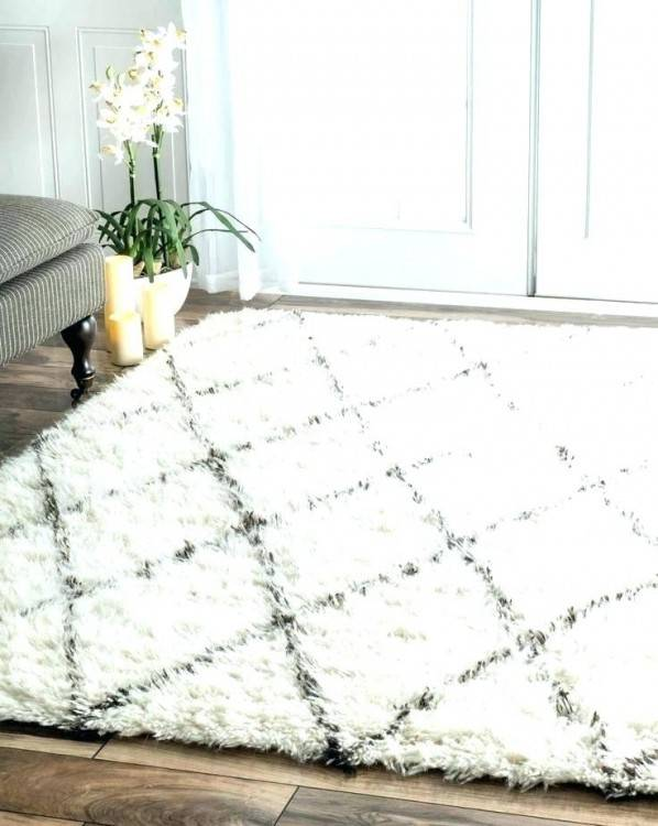 HLZDH Faux Fur Rug Soft Fluffy Rug, Shaggy Rugs Faux Sheepskin Rugs Floor  Carpet for Bedrooms Living Room Kids Rooms Decor (50 x 150 cm,
