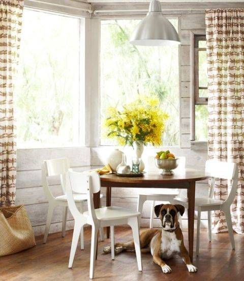 Dining rooms come in all sizes and can be one of the hardest rooms to  decorate