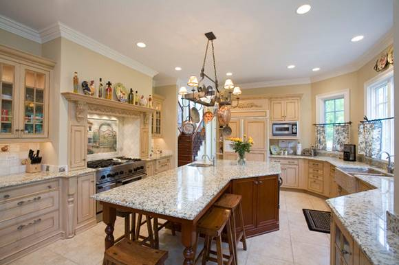 Kitchen French Country Decor Ideas