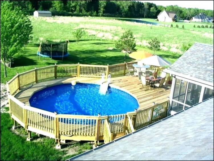 deck around pool decks around above und pool ideas round deck plans for pools  pool deck