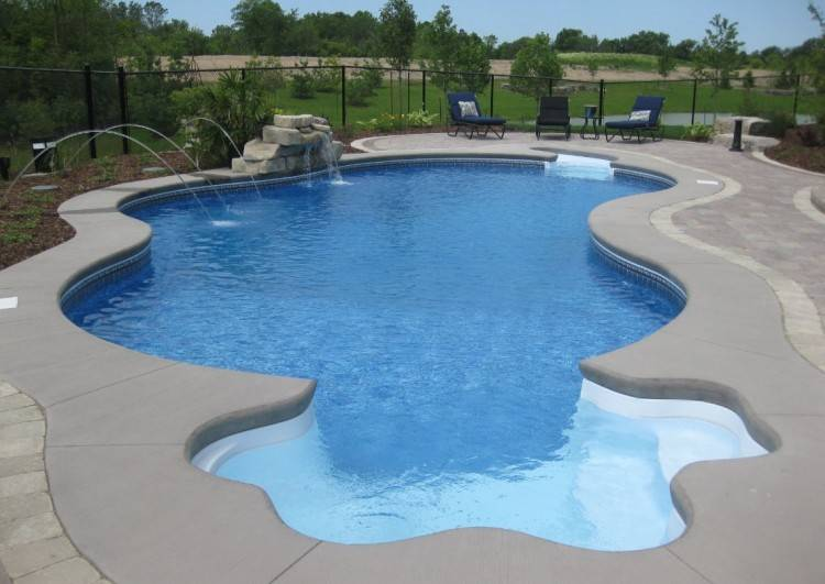 There are many considerations when buying a pool, and one of the exciting  choices is selecting your pool design