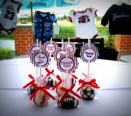 Sports themed Baby Shower Sports Baby Shower Decoration Ideas All Star  Sports themed Birthday