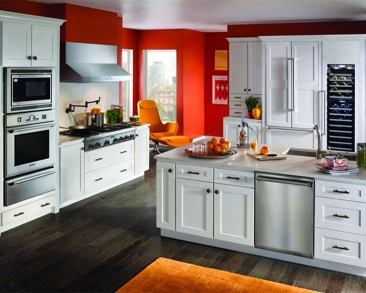 Kitchen Design Ideas Small Simple For Spaces 2014