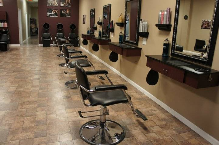 New Image is a unisex hair salon in Rugby, 8 Kingsway, CV22 5NU