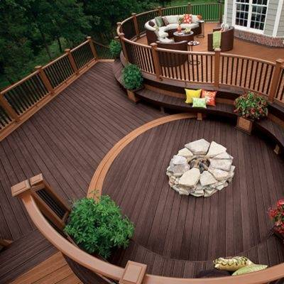 above ground pool deck ideas pinterest more awesome designs