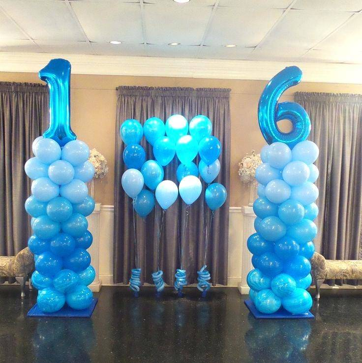 Smart since there is a global helium  shortage cheap easy party decor