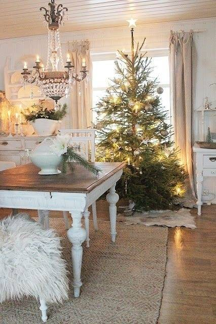 christmas decorating ideas on perfectly imperfect blog