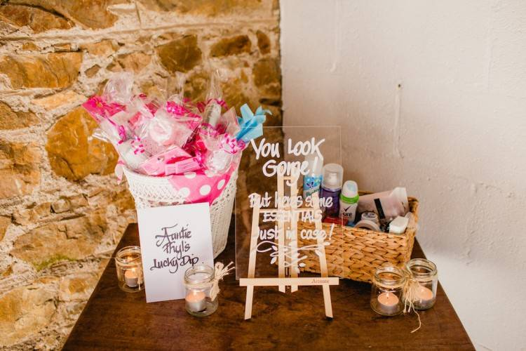 Toiletry Basket Wedding | Wedding Bathroom Basket | Bathroom Amenity Baskets