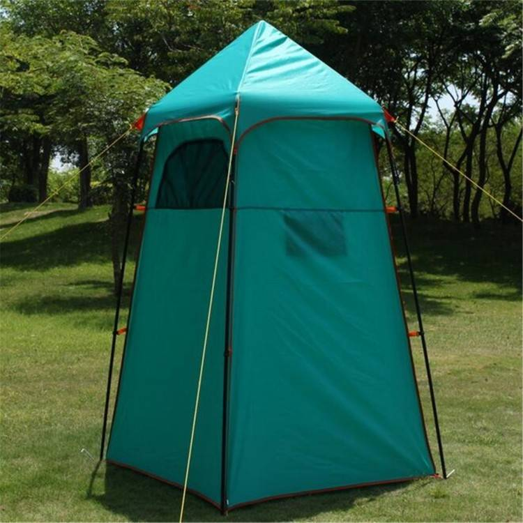 Free shipping Portable Outdoor Shower Tent Toilet Tent Bath Changing  Fitting Room Beach Privacy Shelter Tent