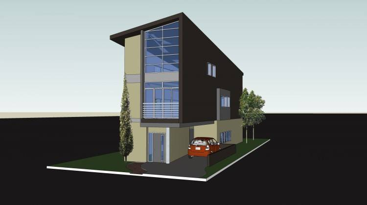Each apg home has been individually crafted with narrow blocks in mind