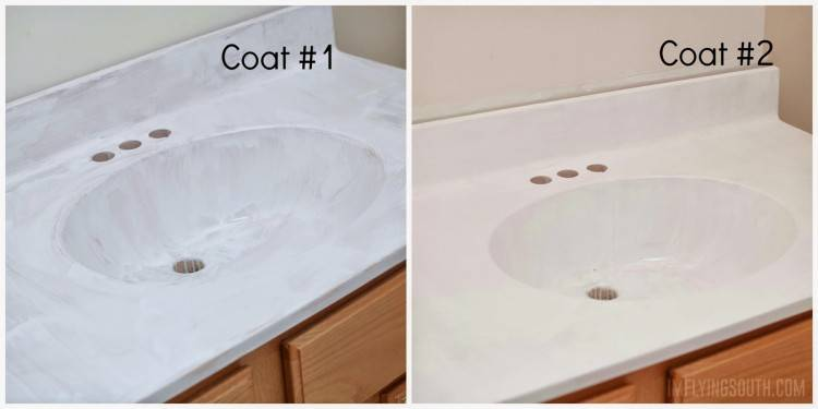 Bathroom Vanity Color Ideassoothing Schemes White Module 3 Cabinet  Refinishing Ideas Painting