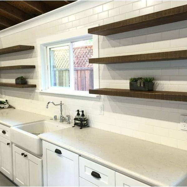 Patterned shelf liners can be used anywhere from pantry shelves, closet  drawers to bathroom shelves