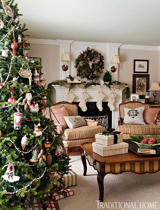 Ideas For Holiday Home Decor