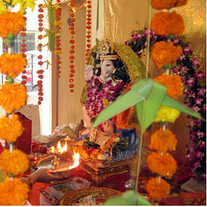 How To Welcome Ganpati Once Again? Ganesh chaturthi decoration