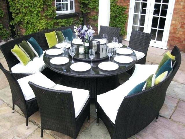 10 large dining room table seats