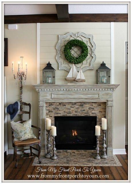 french country fireplace mantel interior designs medium