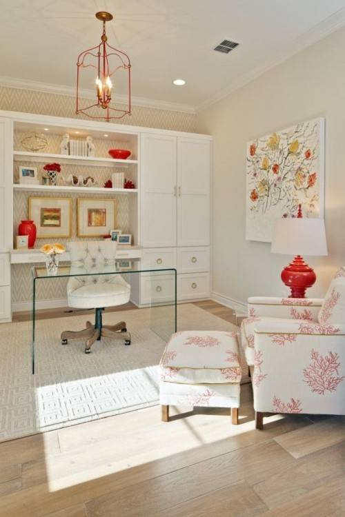 Take a look at our creative red home decor ideas at  www