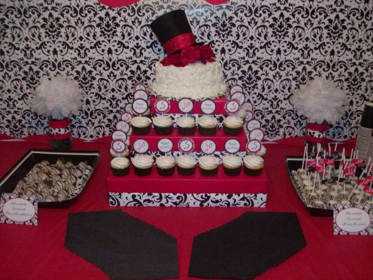 Awesome Red Black And White Weddingorations Tropicaltanning Info  Wedding Decorations 1280