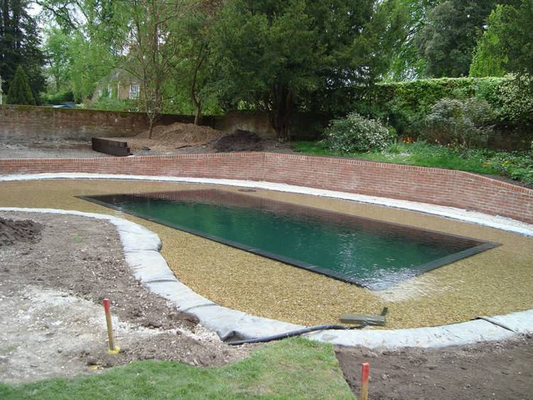 PASES Aquatic specializes in 3D designs, conversions and  construction management of freshwater natural swimming pools