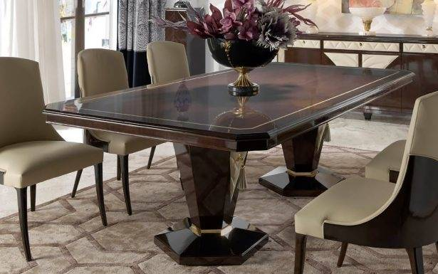 art  dining table deco room set tables