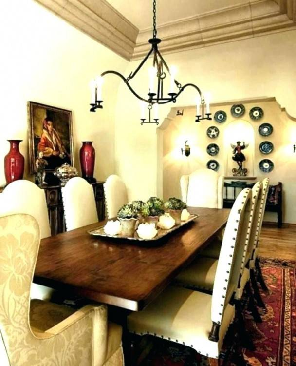 dining table colonial style spanish rustic room tables