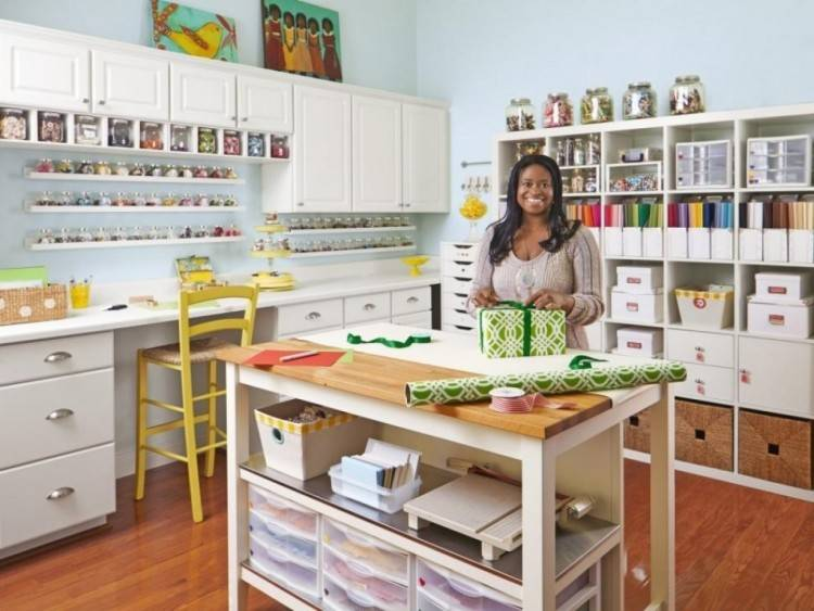 home sewing room ideas