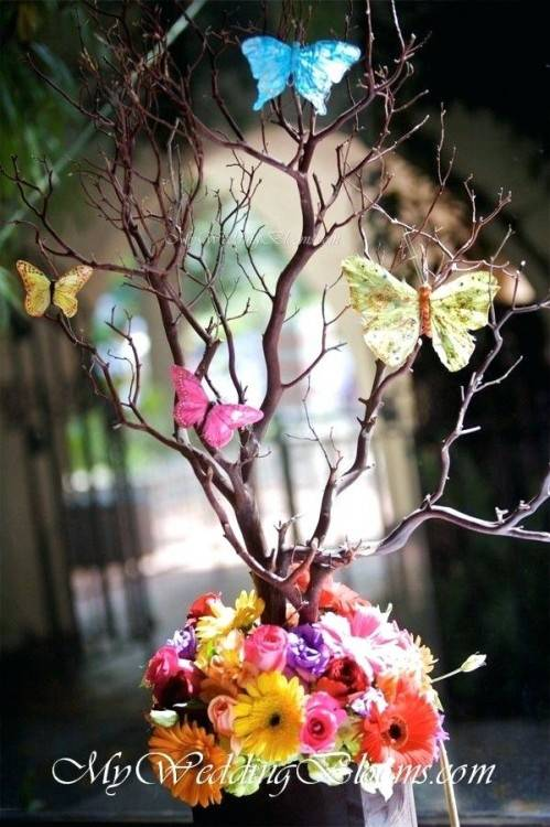 Butterfly wedding ideas for your reception