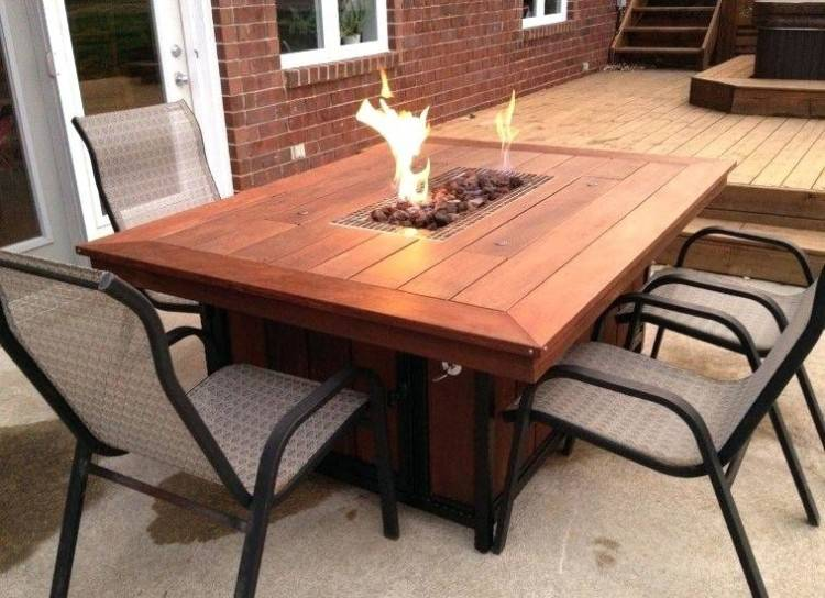 fire dining table set dining table with fire pit fire pit dining table set  popular black