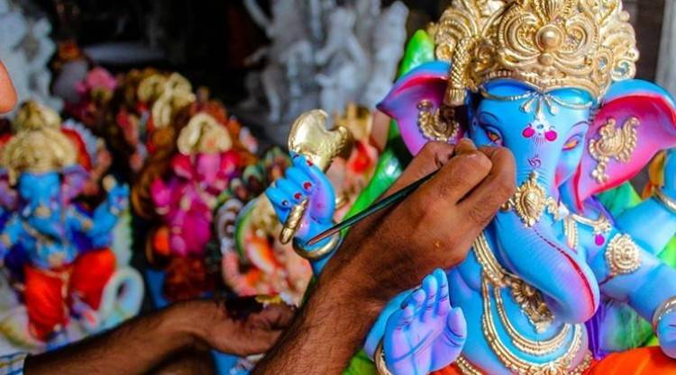 Ganesh Chaturthi is a famous Hindu festival celebrated to honor the Lord  Ganesh