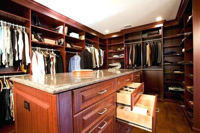 Your bedroom closet is where your day starts and ends