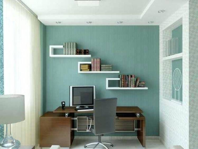 View in gallery Home office design