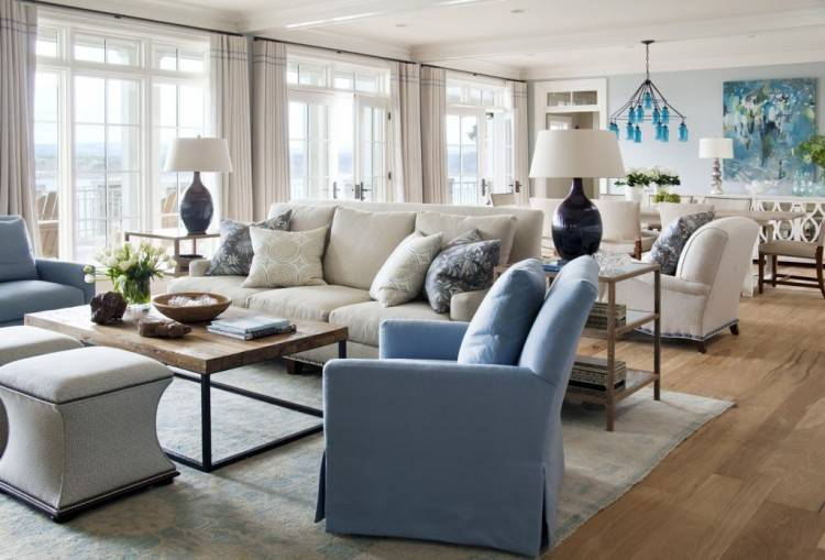 Beach House Decorating Ideas Living Room Beautiful 58 Best Living Room  Deco Images On Pinterest