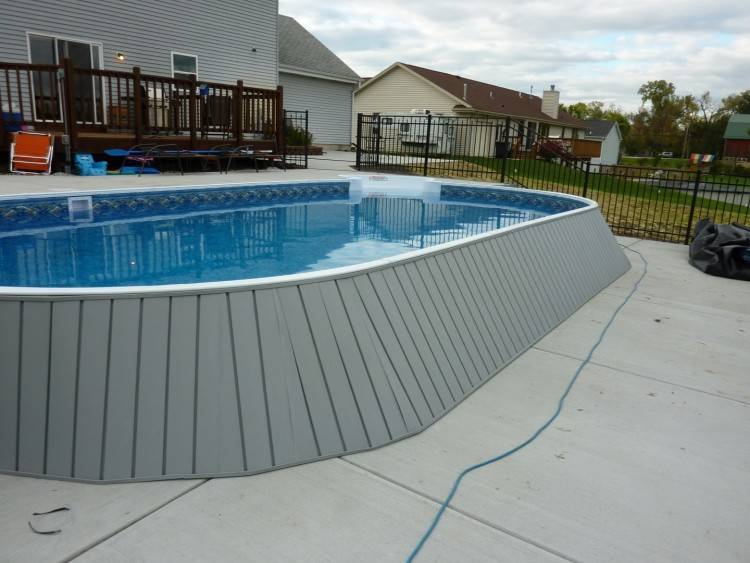 Patio Decking Pavers Parrot Bay Pools Spasparrot Stamped Concrete