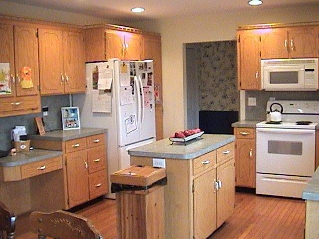 Fantastic Kitchen Ideas With Light Wood Cabinets F74X On Wow Furniture  Home Design Ideas with Kitchen