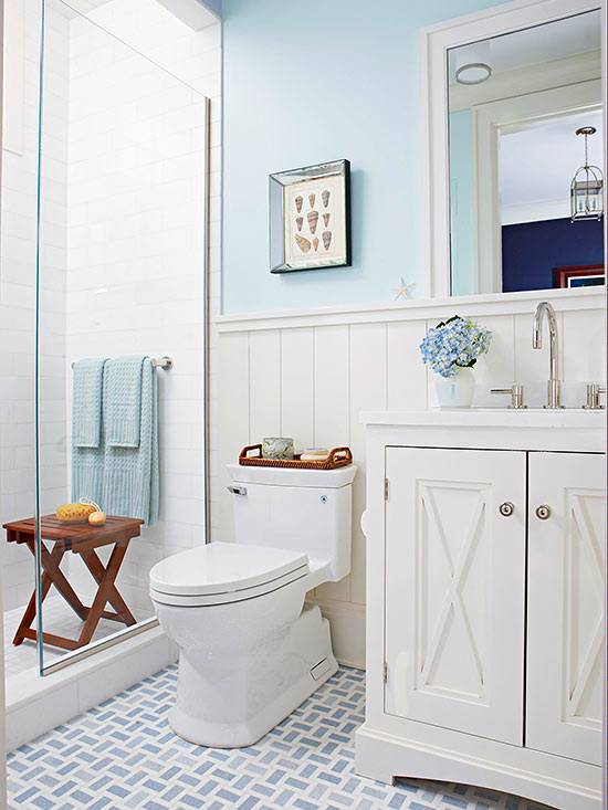 master om makeover reveal modern farmhouse remodel small bathroom ideas